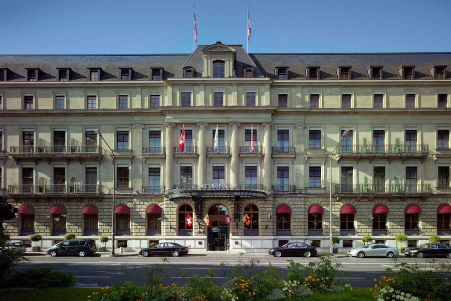 Privacy Policy | Hotel Metropole Genève